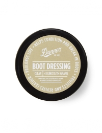 Boot Dressing Clear 4oz.