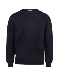 Crew Neck Knit Total Eclipse