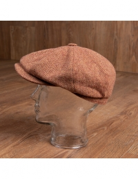 1928 Newsboy Cap Suffolk Rust