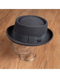 1937 Hobbs Hat Grey