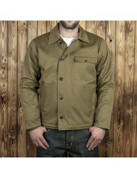 1962 A2 Deck Jacket Oliv