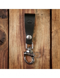1965 Heavy Duty Key Hanger Black