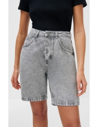 Ame Tizanie Short Bleached grey