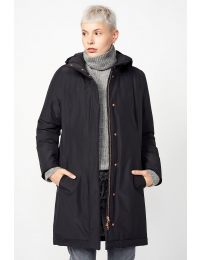 Ariza Coat Black