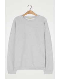 Baetown Sweat Gris Claire Chine