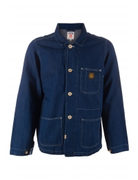 Boyne Jacket Linen Denim