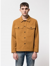 Colin Utility Overshirt Camel