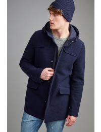 Dedham Coat Navy