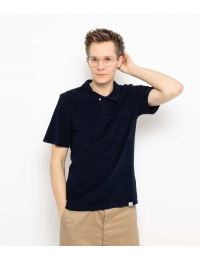 FT POLO SHIRT WITH POCKET Deep Blue