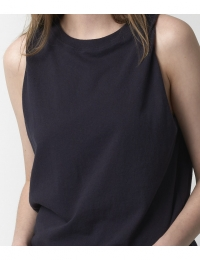 GB Sleeveless Top Charcoal