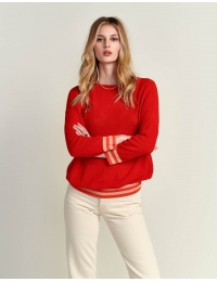 Gopar K1008U Knit Massai Red