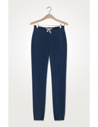 Hapylife Pants Blue Vintage