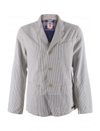 Harold Hickory Stripe Jacket