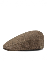 Hooligan Snap Cap Brown/Khaki