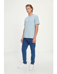 Hugo T-shirt 11415 Dusty Blue