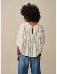 Indiana S0881 Blouse Str A