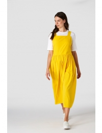 K.O.I Xena Dress Lemon