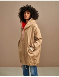 Laos P1134 Coat Clay