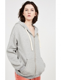 Lokobridge Hoodie Heather Grey