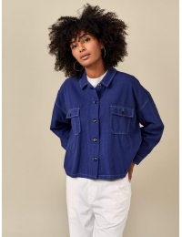 Parrish R0737 Overshirt Worker