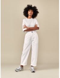 Pasop11 P1267 Pants White