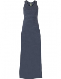 RACERBACK MAXI DRESS TRUE NAVY