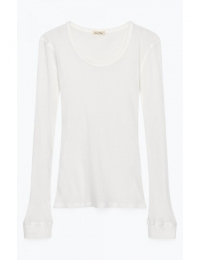 Rizalay T-Shirt ls Blanc