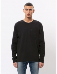 Rudi Pocket Tee Black