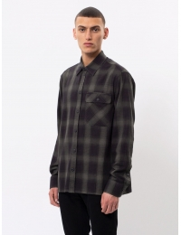 Sten Shadow Check Black
