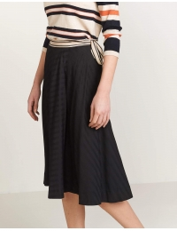 Suez92 P1184 Skirt Off Black