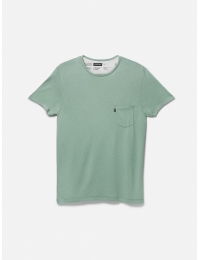 T-shirt Male Industrial Green