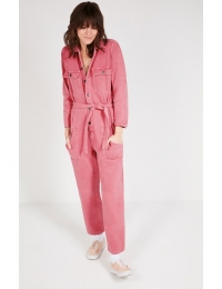 Tineborow Jumpsuit Litchi
