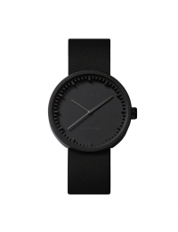 Tube Watch D38 Black Black Ltr