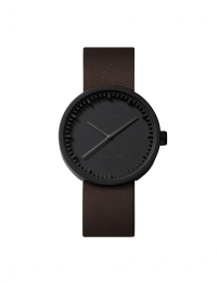 Tube Watch D38 Black Brown Ltr