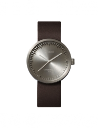 Tube Watch D38 Steel Brown Ltr